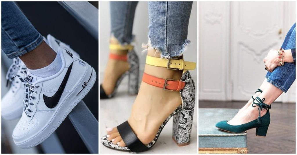 Tips para escoger zapatos lindos pero cómodos