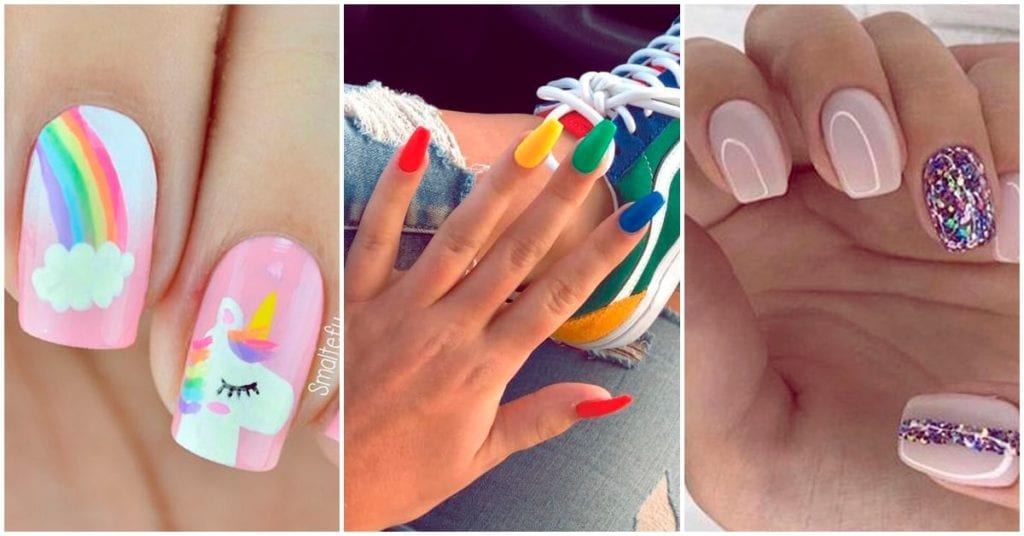Nails art de moda, ¿cuál va con tu personalidad?