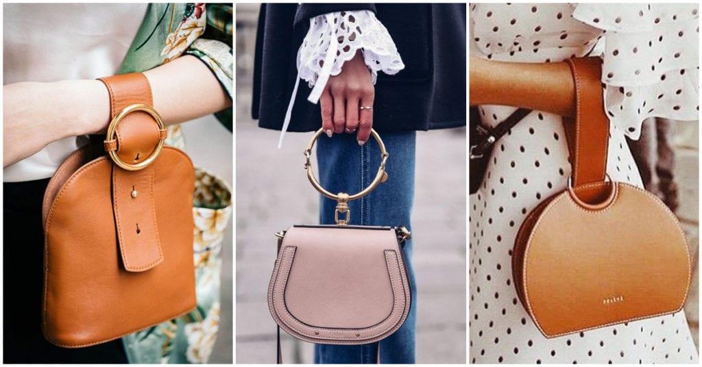 Bracelet bags: el bolso de moda esta temporada, ¡super práctico!