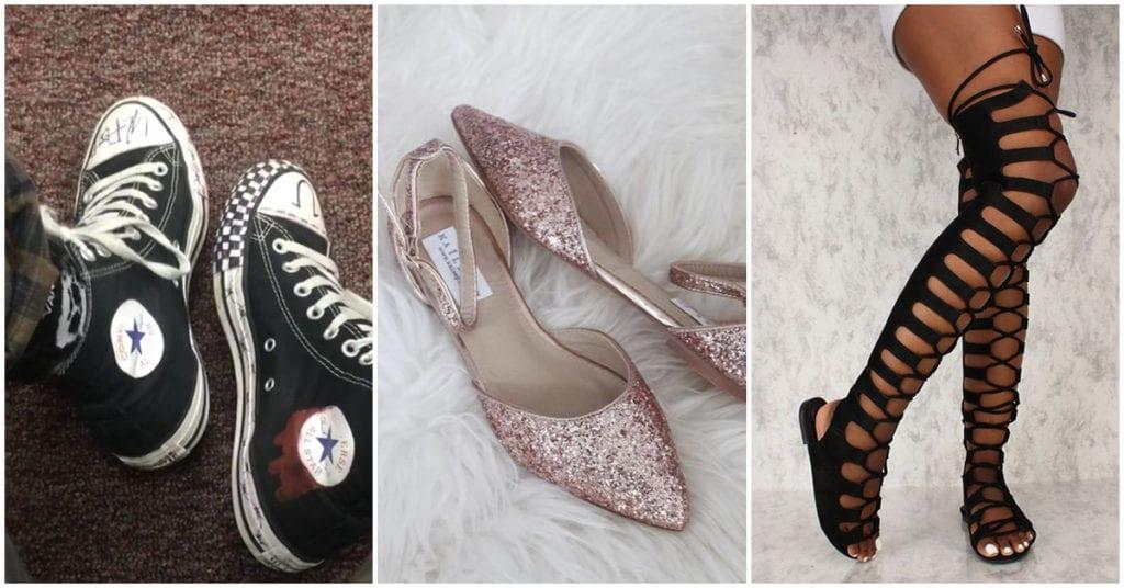 Los zapatos de los 2000 que todas amábamos; ¿los recuerdas?