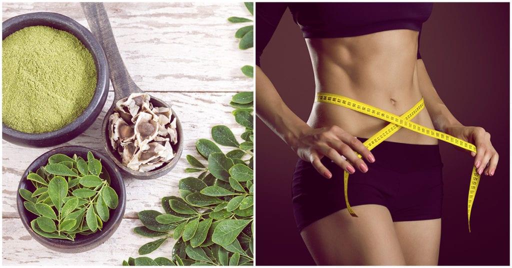 Moringa para perder peso, ¿la conoces?