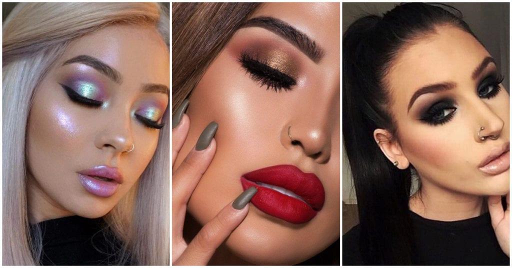 Makeup para salir de noche: ¿te animas a probarlo?