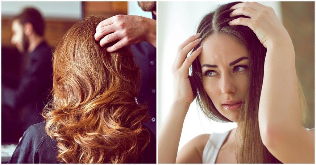 Cosas que nunca debes hacer con tu cuero cabelludo