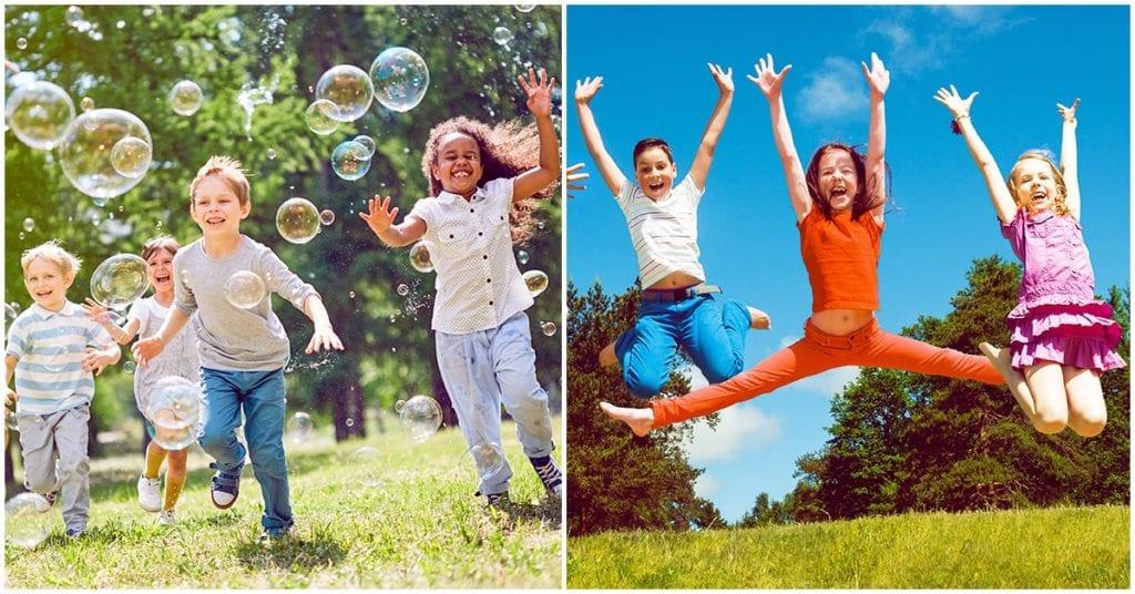 Cosas graciosas que creíamos de niños
