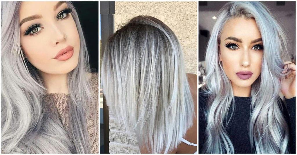 Los mejores consejos para quienes quieren lucir el cabello gris