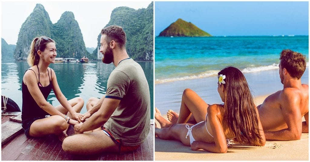 7 razones por las que deberías viajar en pareja al menos una vez