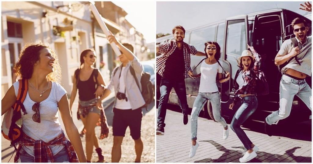 Viajar con tus amigas es bueno para la salud, ¡comprobado!