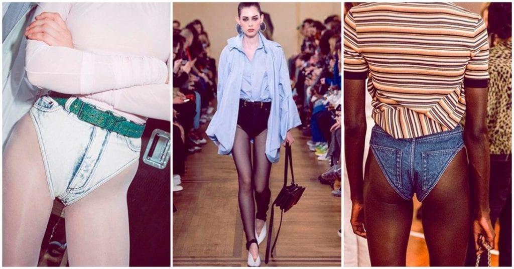 Calzones de mezclilla: nueva tendencia, ¿sí o no?