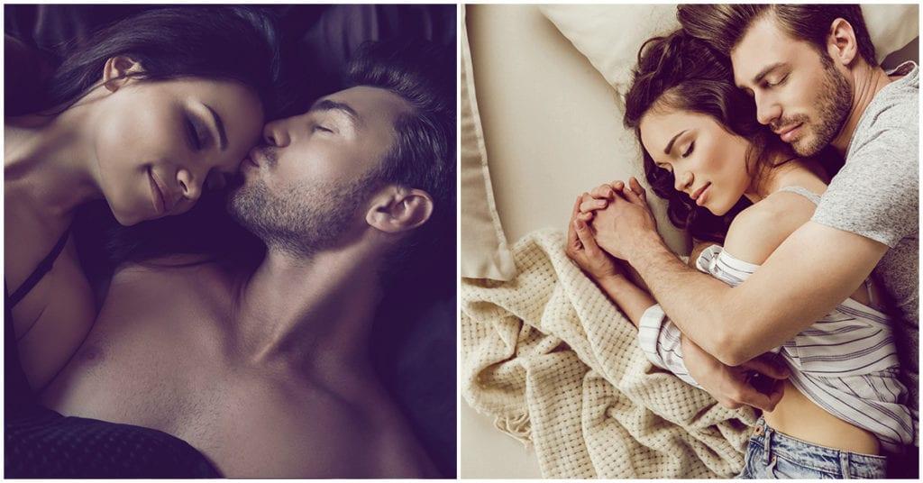 El reto de dormir con una pareja los primeros meses