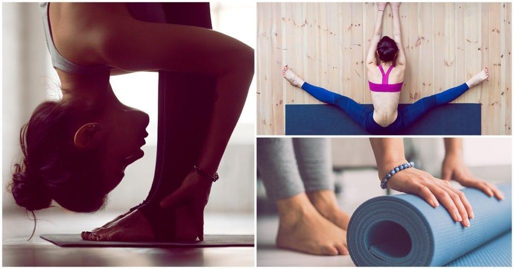 Rutina de yoga para tener más elasticidad