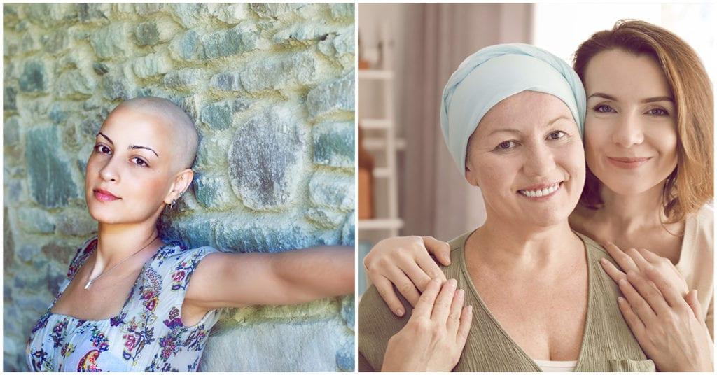 Raparte o no en apoyo a alguien que tiene cáncer