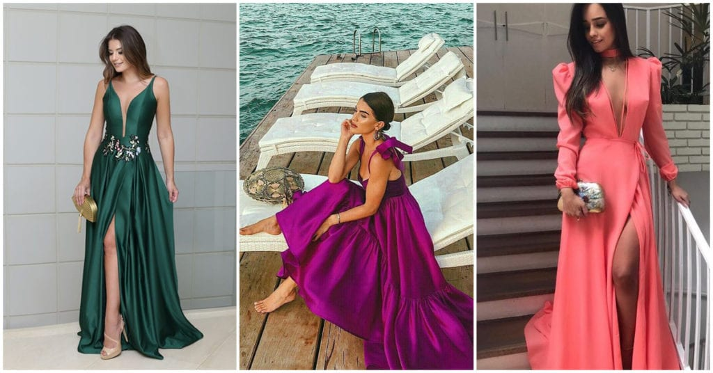 Colores de vestido ideales para ir a tu graduación como una reina