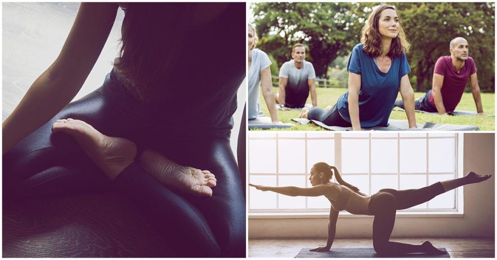 Vamos a contarte la verdad: ¿ayuda el yoga a bajar de peso o no?