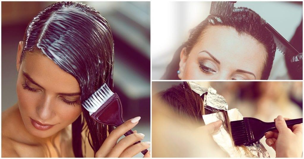 Remedios super efectivos para limpiar tu piel del tinte para cabello
