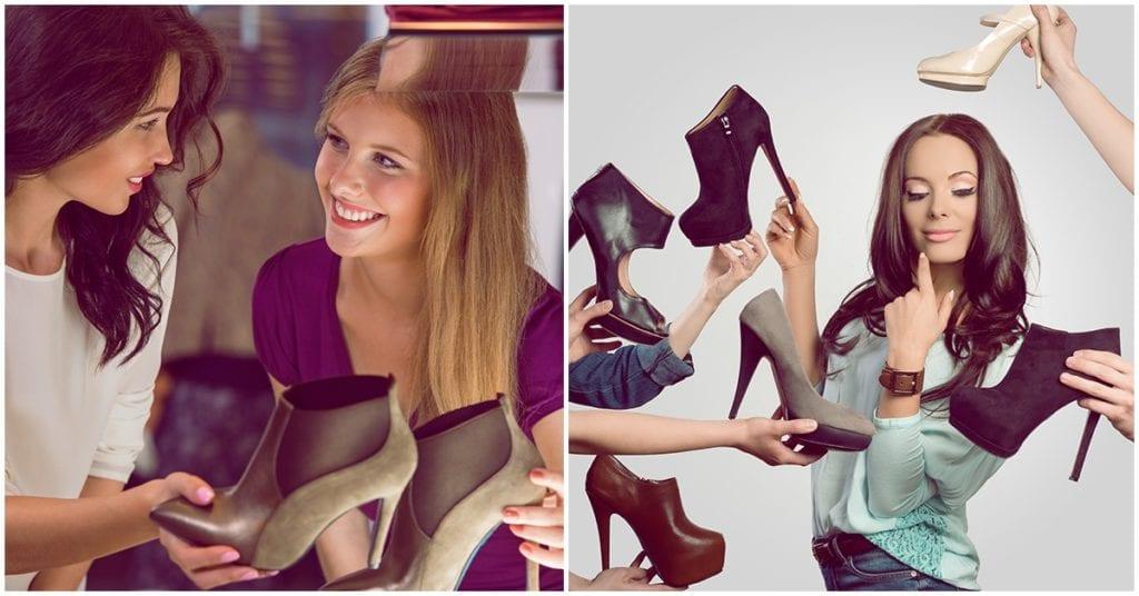 Tips de las expertas en moda para comprar zapatos
