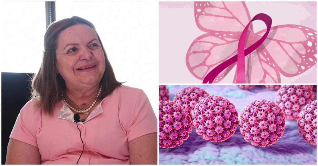 Tessy López Goerne, la doctora que se curó a sí misma de cáncer, también cura el pie diabético