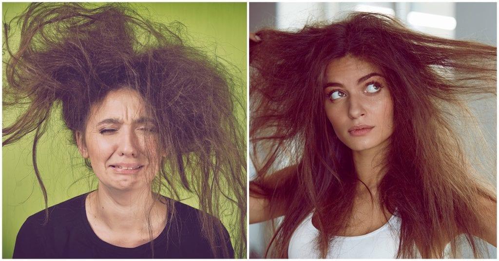 6 reglas para cuidar el cabello maltratado