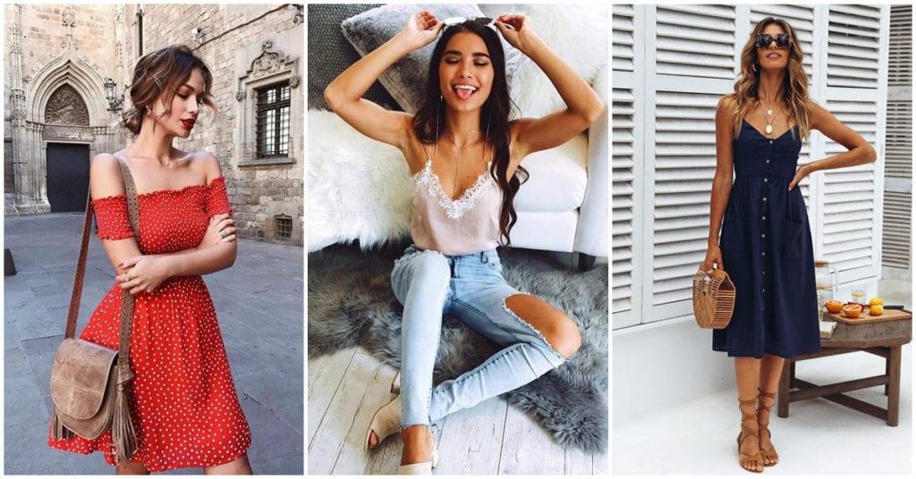 Outfits de verano para chicas super coquetas