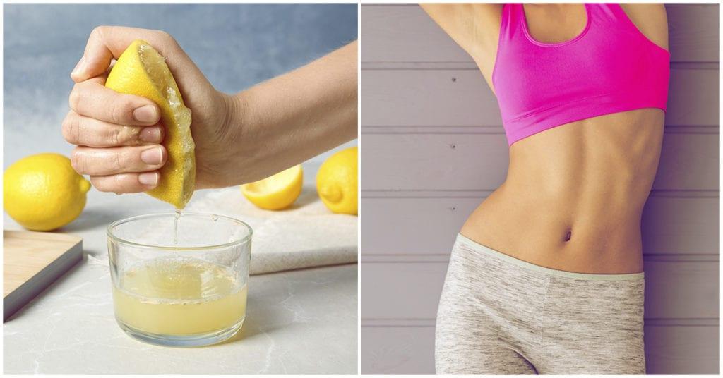 Agua caliente y limón: ¿te ayuda a perder peso?