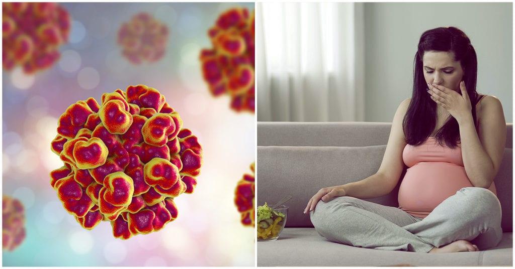 Estos son los riesgos de sufrir hepatitis durante el embarazo