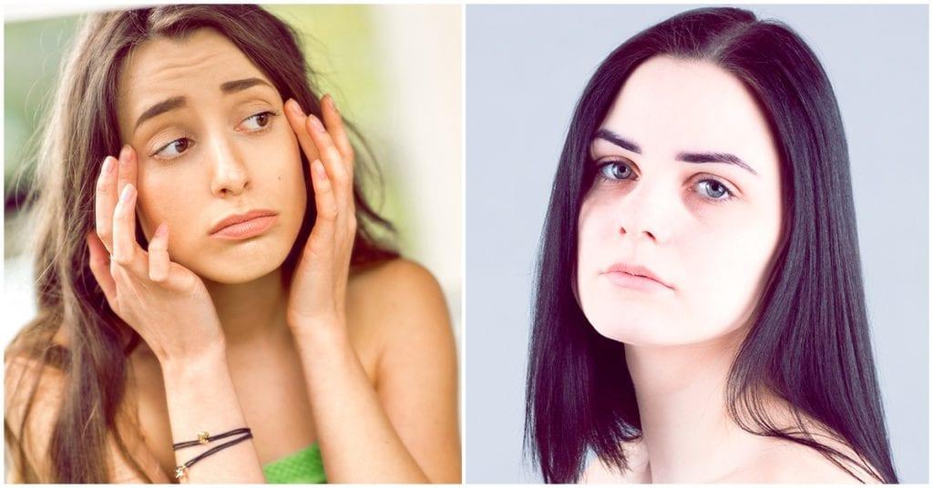 Efectos secundarios de usar maquillaje todos los días