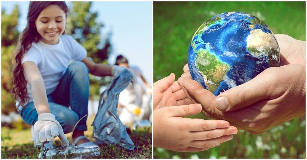 Detalles que pueden ayudar al planeta en el día a día