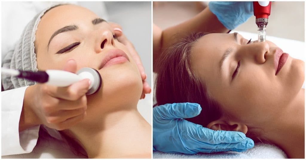 Tratamientos para quitar las manchas de la piel