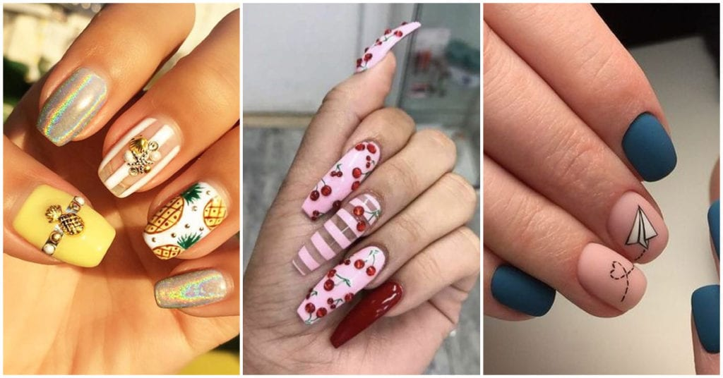 Estas son algunas ideas originales para tu siguiente manicura