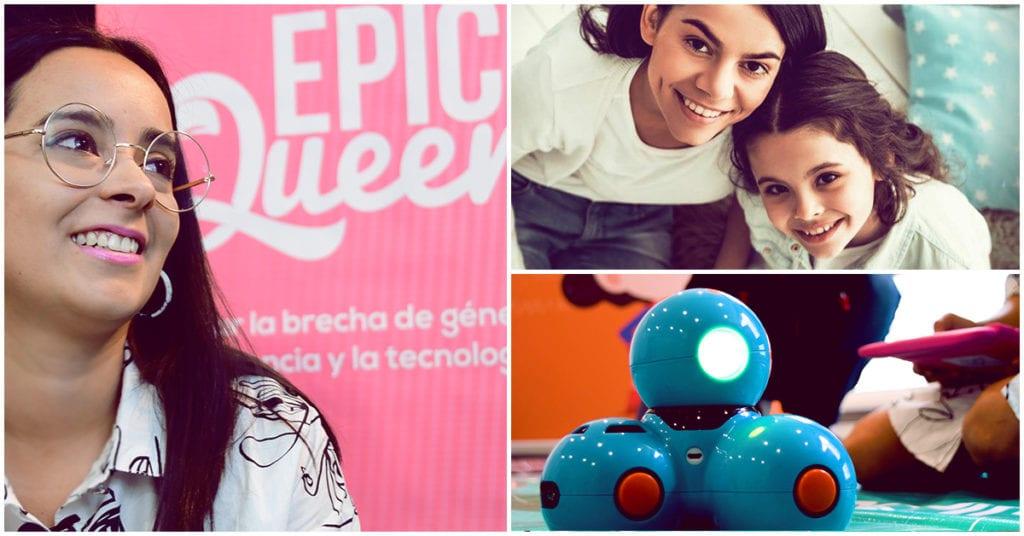 "Ana Karen Ramírez: ayuda a las niñas a ""ser lo que quieran ser"""