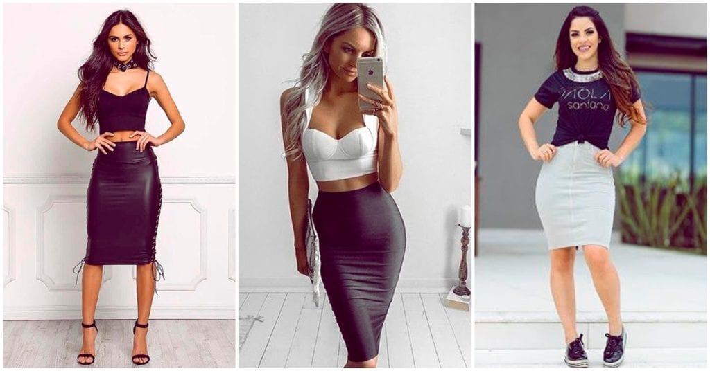 Falda pegadita: errores que debes evitar para lucir tu sensual figura