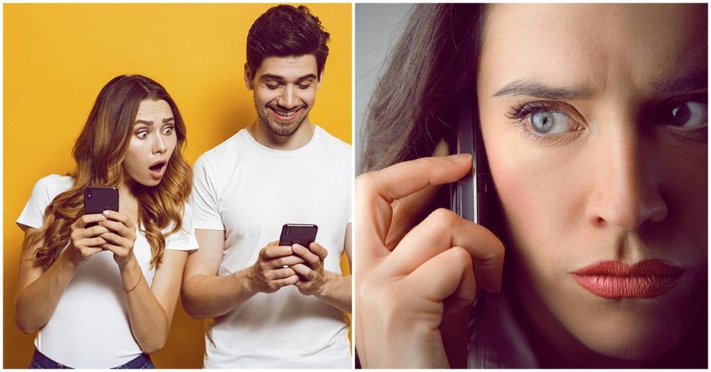 Razones por las que no deberías ver el celular de tu pareja ¡nunca!