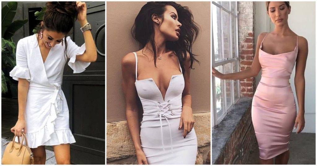 Vestidos que acentuarán tu cintura y te harán ver más delgada