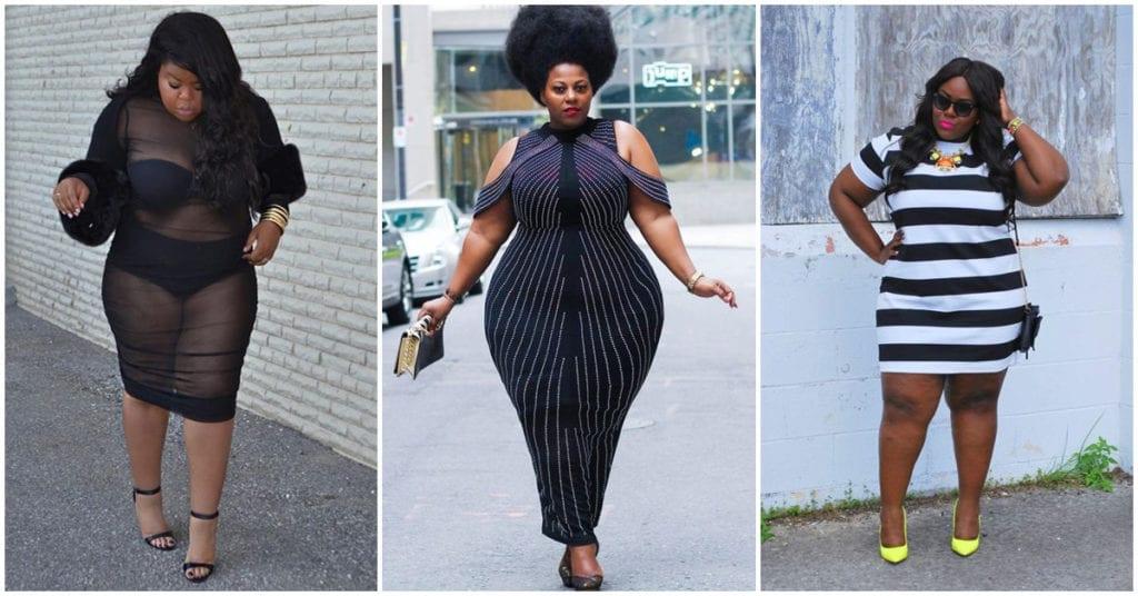 Vestidos que no le quedan nada bien a la figura curvy