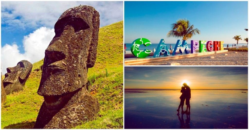 Destinos en Latinoamérica a los que debes viajar