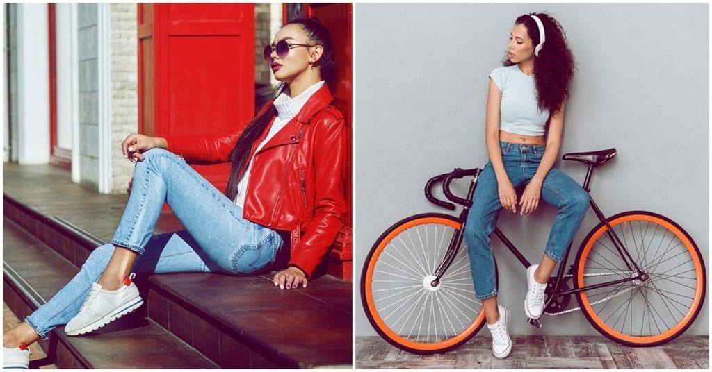 Cómo escoger jeans que favorezcan a tu figura 😎👖