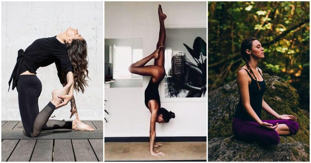 El cambio que tenido mi cuerpo desde que hago yoga