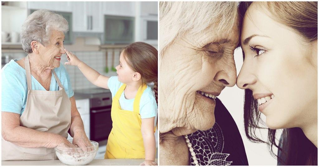 7 grandiosas verdades que nos enseñan nuestras abuelitas