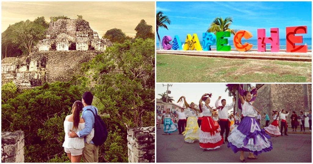 Lugares que debes conocer en Campeche, México, sí o sí