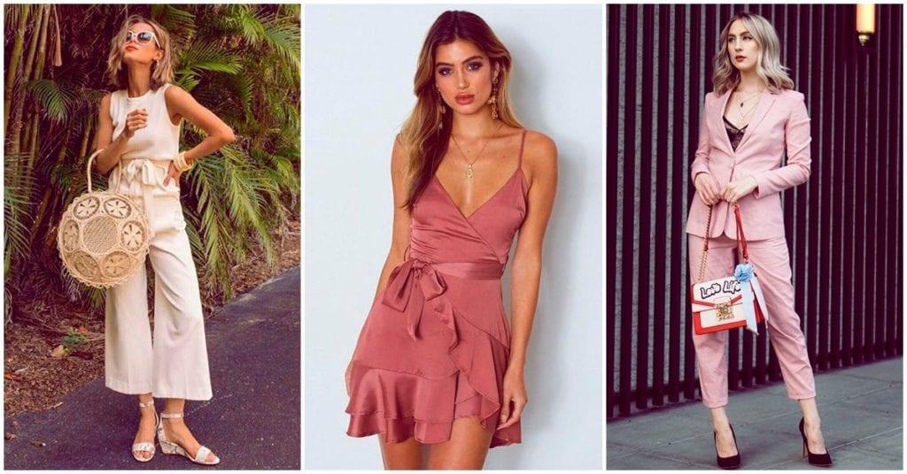 Cómo vestir de rosa sin perder el estilo