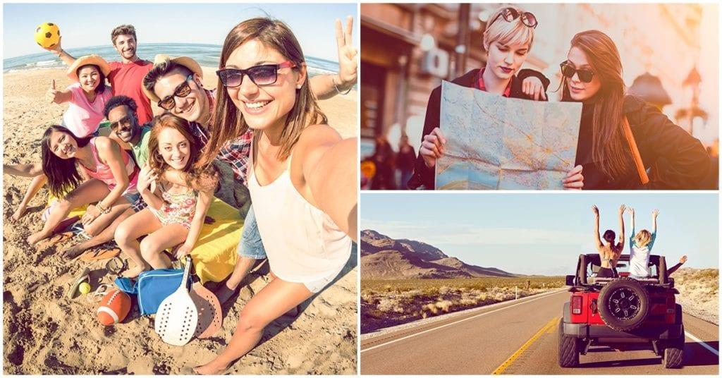 Razones por las que es mejor gastar en viajes, ¡sin duda!