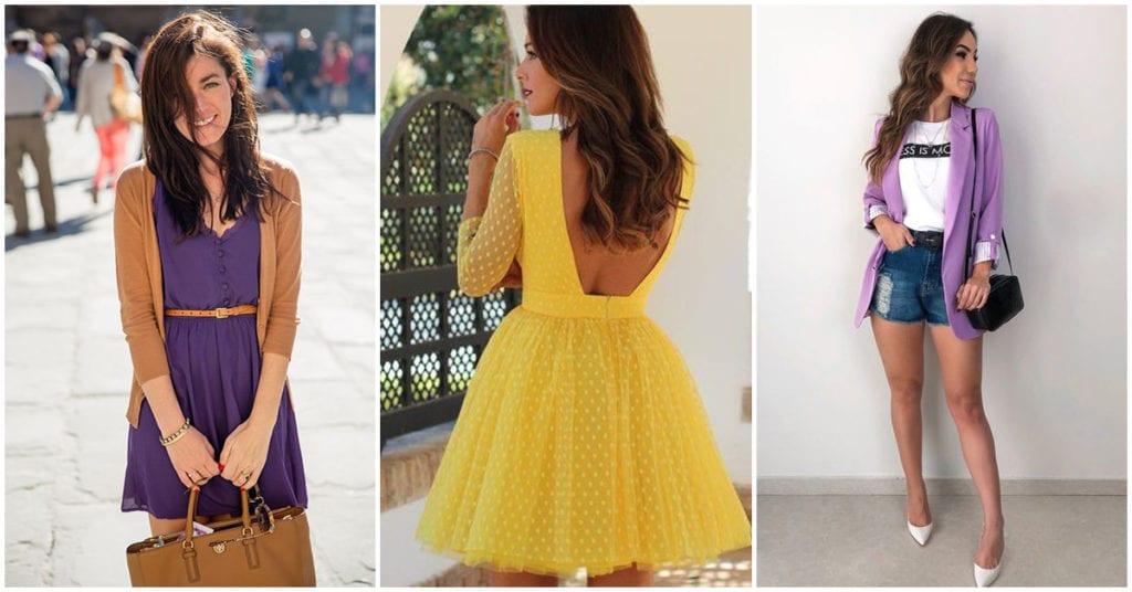 Colores que siempre están de moda; ¡me encantan!
