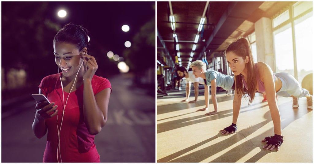 Ya díganme cuándo es mejor hacer ejercicio: ¿en la noche o en el día?