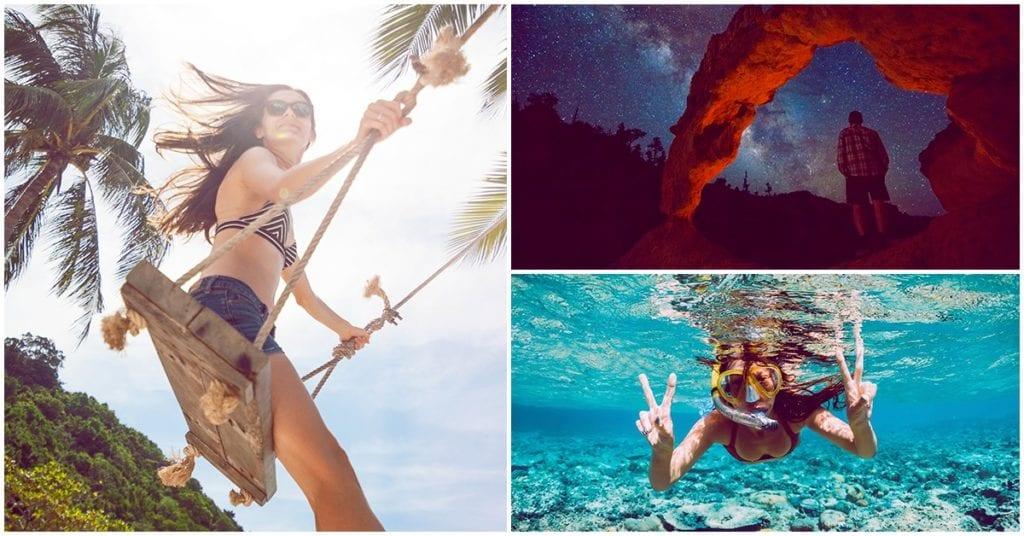 Instagramers viajeros que funcionan como inspiración de tu propio IG