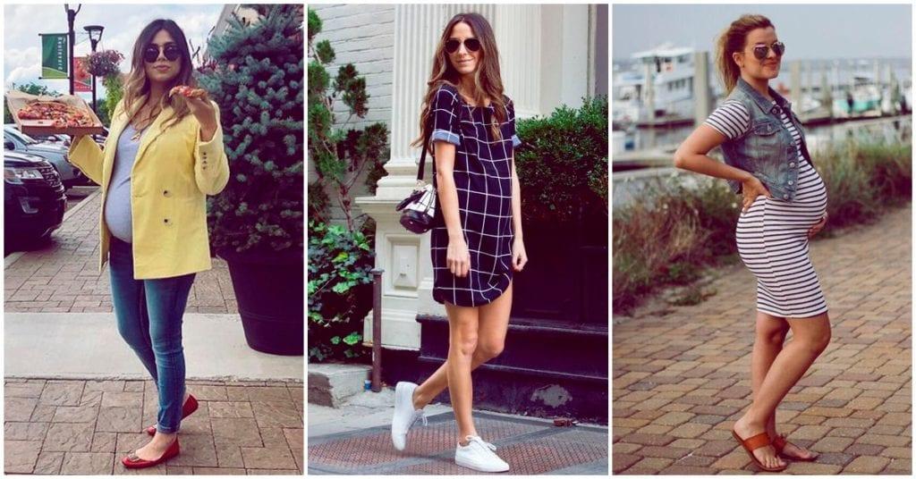 Outfits que puedes usar para celebrar tu baby shower
