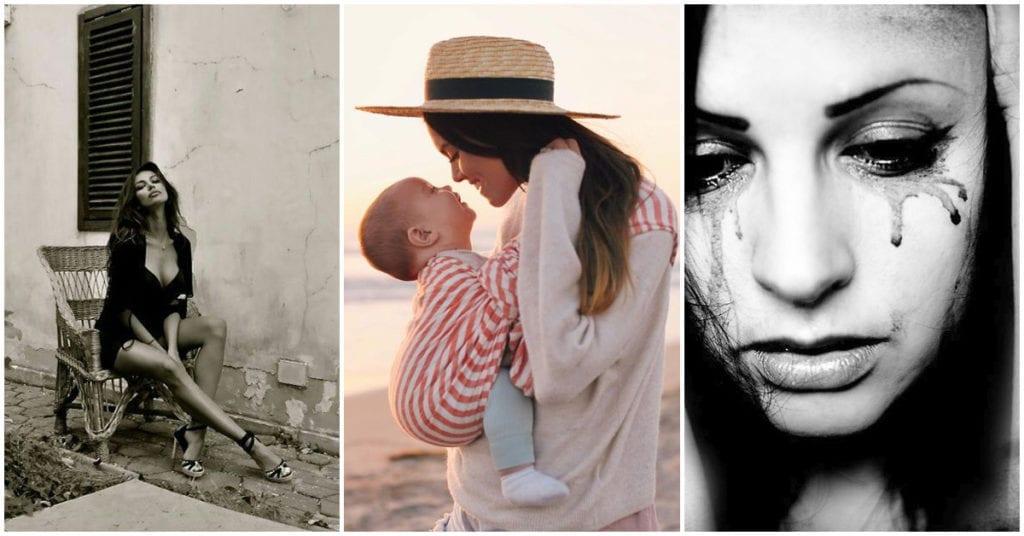 La factura de ser una mamá sacrificada