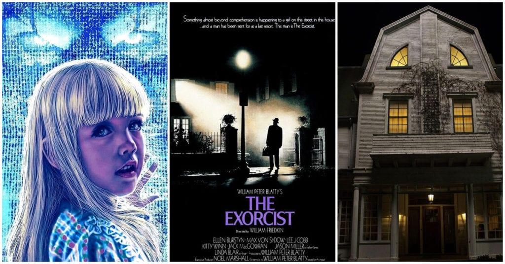Películas de terror basadas en hechos reales, ¡uy, qué miedo!