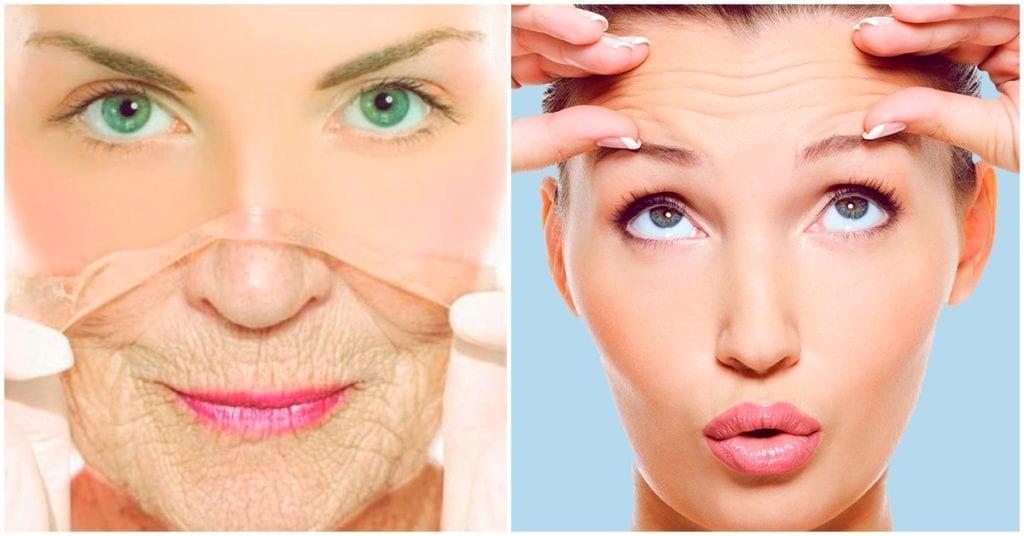 Las arrugas que tienes dicen más de lo que crees de tu salud