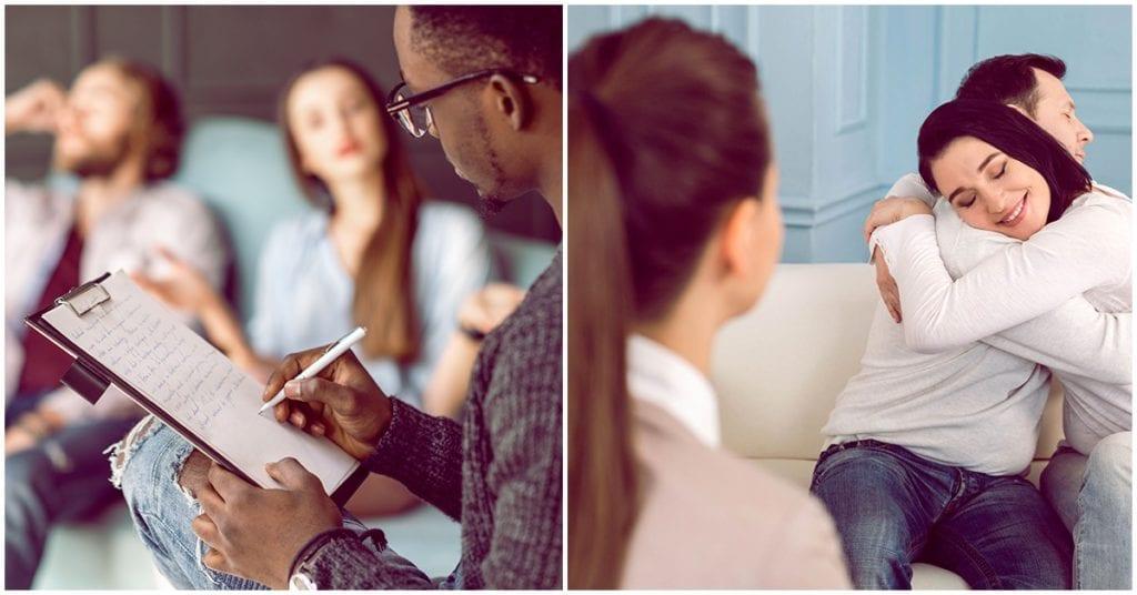6 señales para saber que necesitan terapia de pareja
