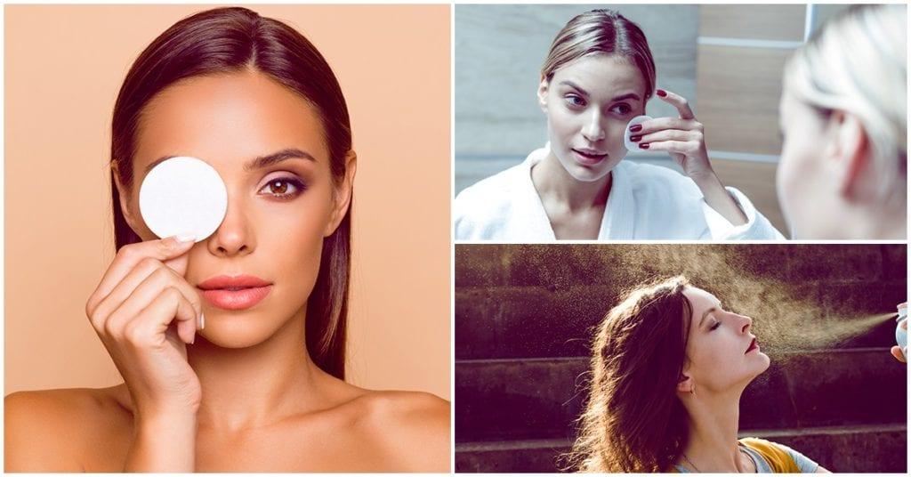 DIY: aprende a hacer tu propio tónico para combatir el acné