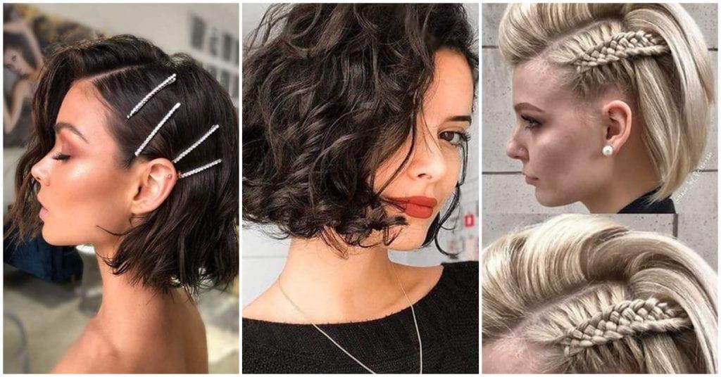 Peinados bonitos para cabello cortito: ¡sí puedes verte diferente!